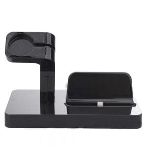2 in 1 Apple Watch Standaard Iphone houder-001