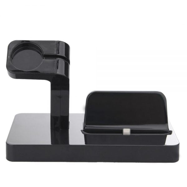 2 in 1 Apple Watch Standaard Iphone houder-001