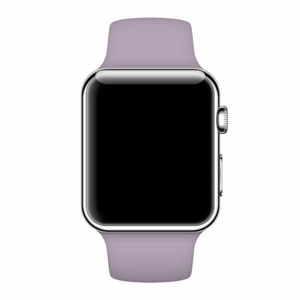 Apple watch band lavender-000