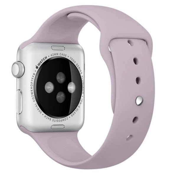 Apple watch band lavender-0013