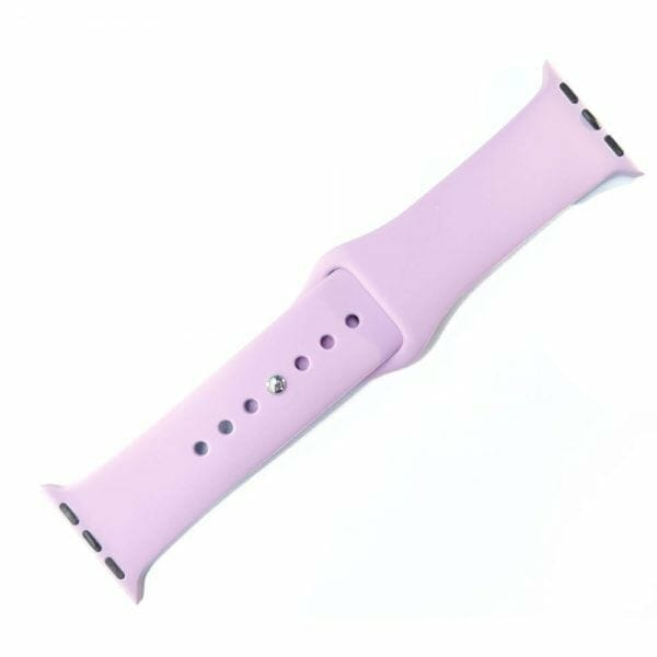 Apple watch band lavender-007