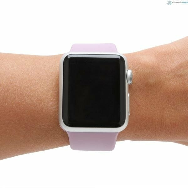 Apple watch band lavender-010