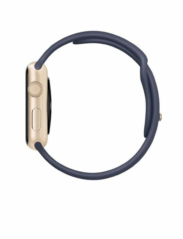 Apple watch bandje ocean blue 005