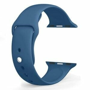 Apple watch bandje ocean blue 008