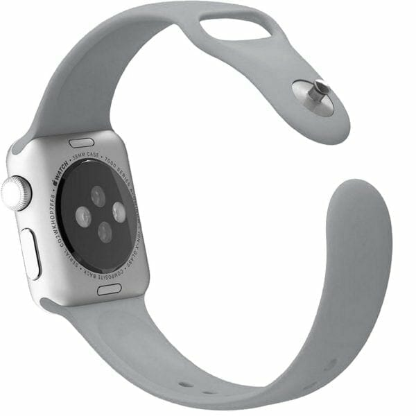 Apple watch bandjes - Apple watch rubberen sport bandje - fog-002