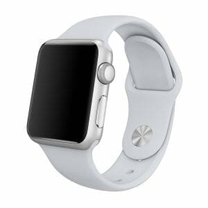 Apple watch bandjes - Apple watch rubberen sport bandje - fog-003