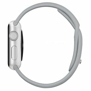 Apple watch bandjes - Apple watch rubberen sport bandje - fog-004