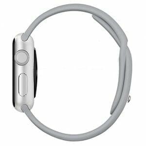 Apple watch bandjes - Apple watch rubberen sport bandje - fog-004