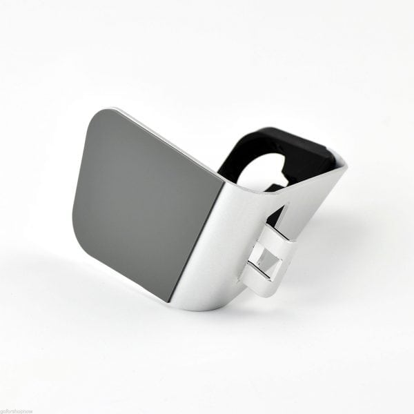 Apple watch stand hoog - Zilver-007