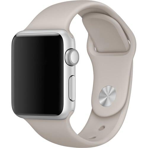 Rubberen sport bandje voor de Apple Watch 38mm S:M - Lavender-021.jpg