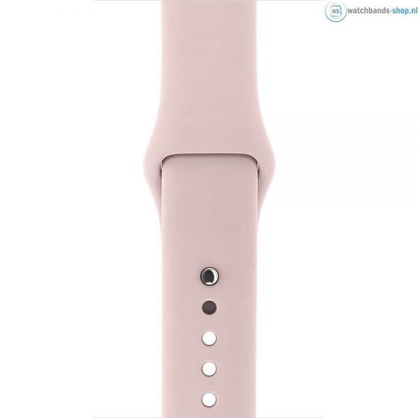 apple watch bands pink sand-003