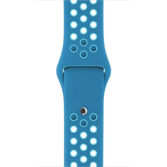 sport bandje voor de Apple Watch-Blauw-Lichtblauw-001