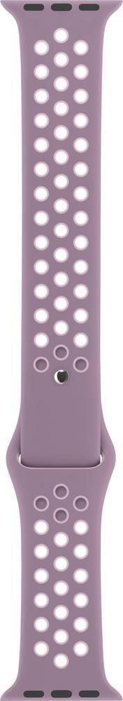 sport bandje voor de Apple Watch- Lavendel Lichtroze-005