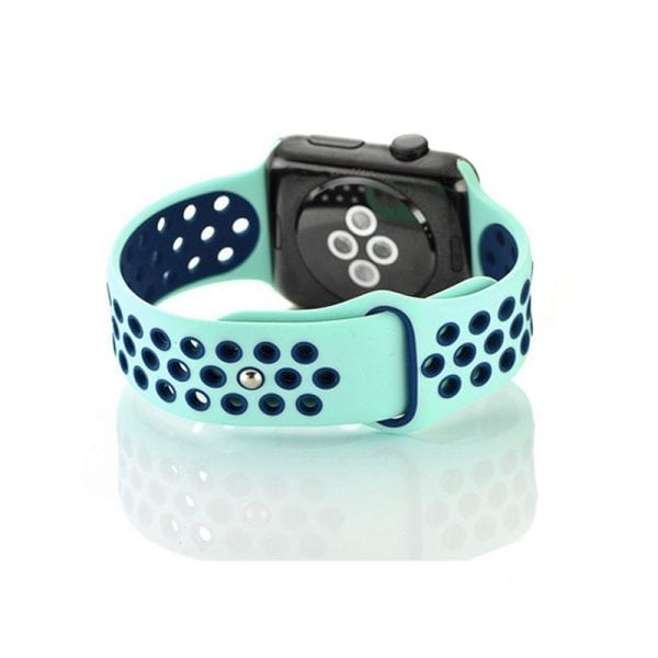 sport bandje voor de Apple Watch-aqua-blauw-001