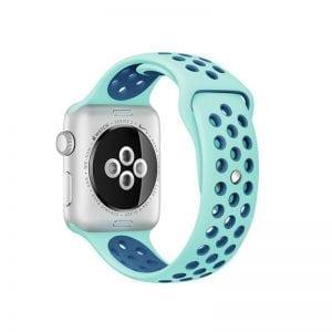 sport bandje voor de Apple Watch-aqua-blauw-004