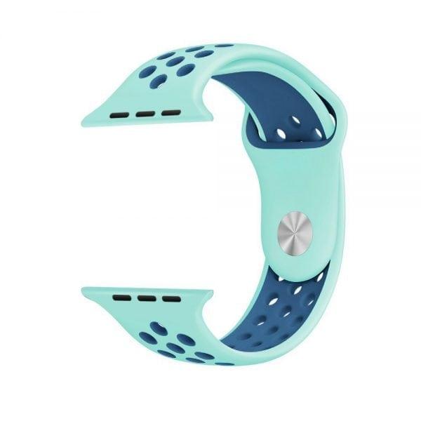 sport bandje voor de Apple Watch-aqua-blauw-006