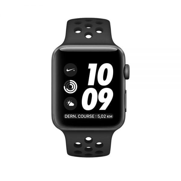sport bandje voor de Apple Watch-zwart-zwart-008