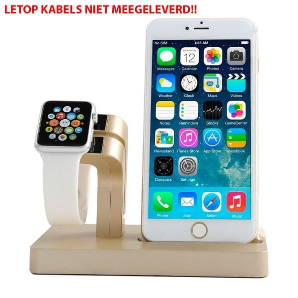 2-in-1-Apple-Watch-Standaard-goud-00133