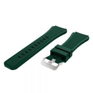 Bandje Voor de Samsung Gear S3 Classic Frontier donker groen-002