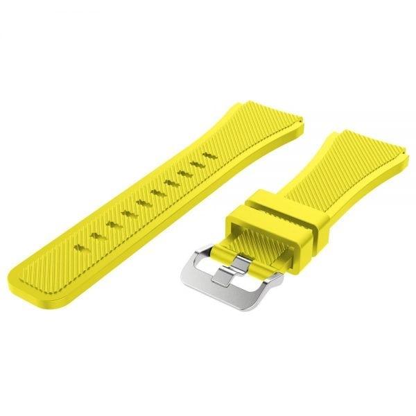 Bandje Voor de Samsung Gear S3 Classic Frontier-geel-003