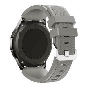 Bandje Voor de Samsung Gear S3 Classic Frontier-grijs-001