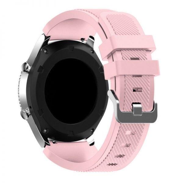 Bandje Voor de Samsung Gear S3 Classic Frontier-licht roze-001