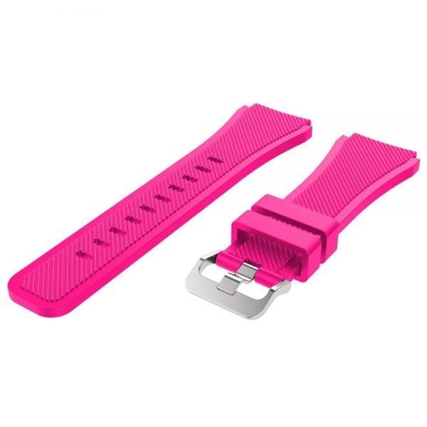 Bandje Voor de Samsung Gear S3 Classic Frontier-roze-003