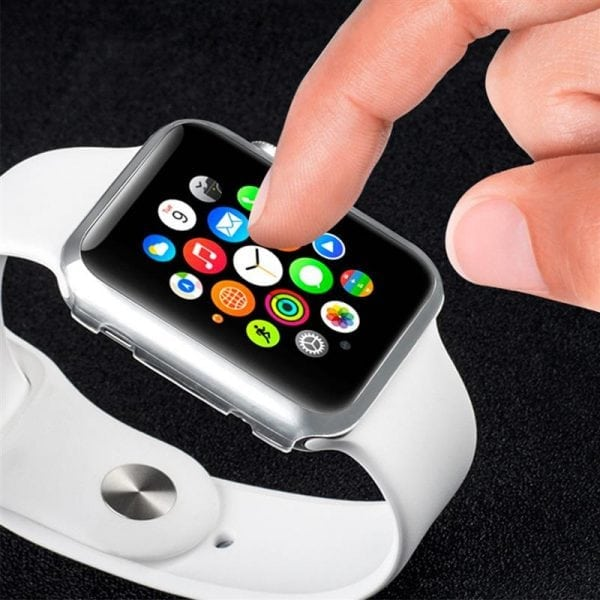 Case Cover Screen Protector Transparent 4H Apple watch 3-007