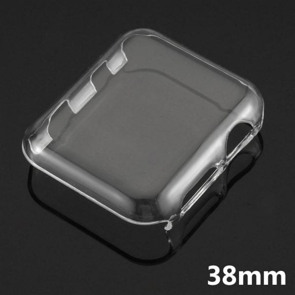 Case Cover Screen Protector Transparent 4H Apple watch 3-008