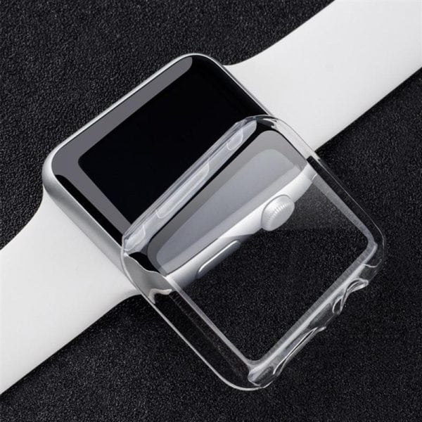 Case Cover Screen Protector Transparent 4H Apple watch 3-011