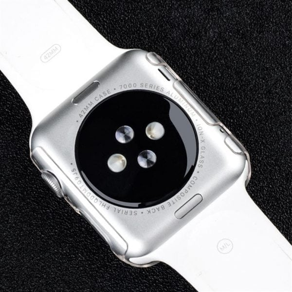 Case Cover Screen Protector Transparent 4H Apple watch 3-013