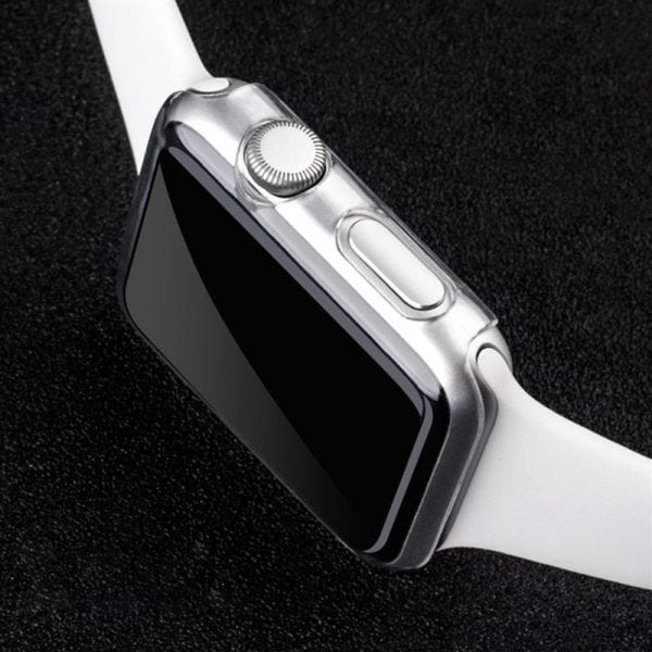 Case Cover Screen Protector Transparent 4H Apple watch 3-014