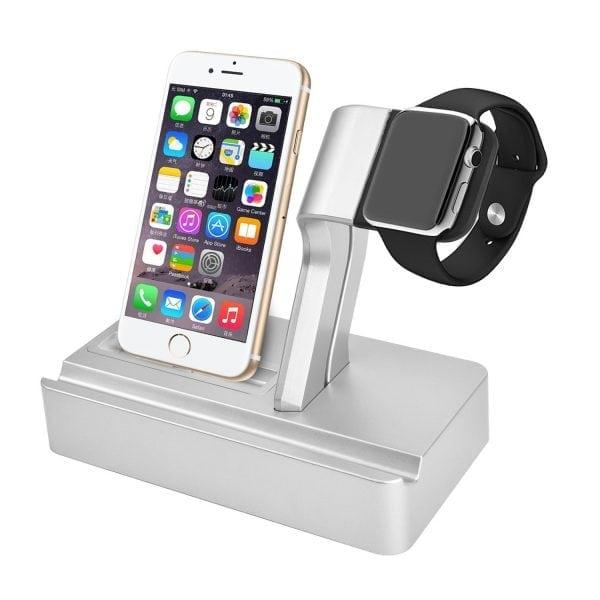 3 in 1 Apple Watch Standaard Iphone houder voor Apple Watch-011