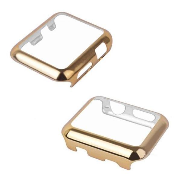 38mm Case Cover Screen Protector Goud 4H Protected Knocks Watch Cases voor Apple watch voor iwatch 2-001