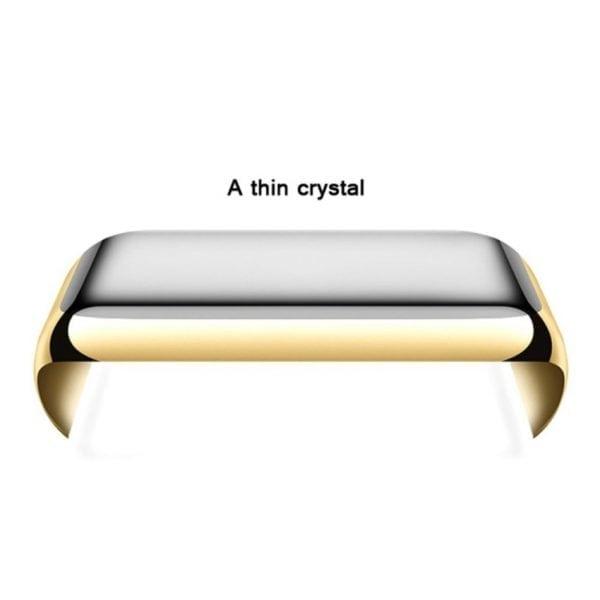 38mm Case Cover Screen Protector Goud 4H Protected Knocks Watch Cases voor Apple watch voor iwatch 2-006