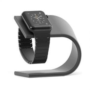 Apple watch stand grijs voor Apple Watch serie 1/2/3