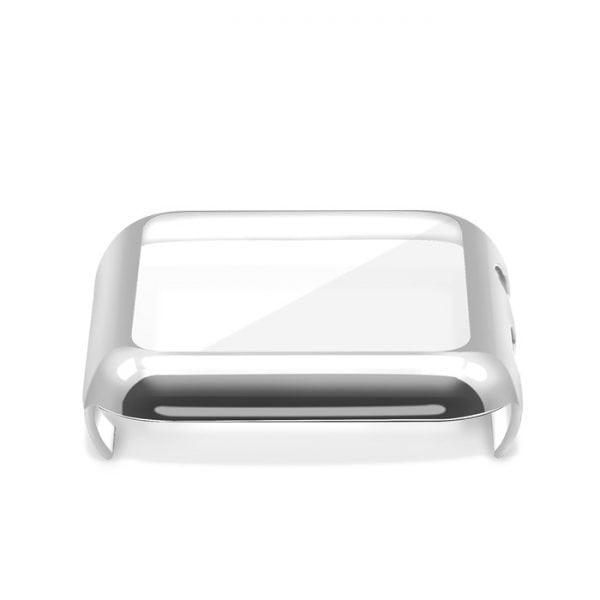 Case Cover Screen Protector Zilver 4H Protected Knocks Watch Cases voor Apple watch voor iwatch 2-004