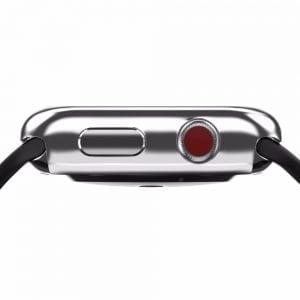 Case Cover Screen Protector Zilver 4H Protected Knocks Watch Cases voor Apple watch voor iwatch 2-005