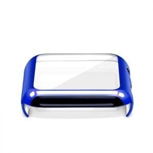 Case Cover Screen Protector blauw 4H Protected Knocks Watch Cases voor Apple watch voor iwatch 2-003