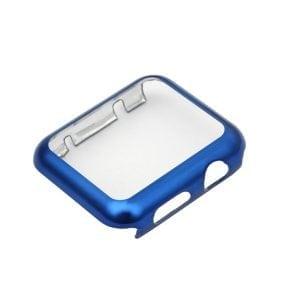 Case Cover Screen Protector blauw 4H Protected Knocks Watch Cases voor Apple watch voor iwatch 2-005