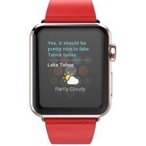 Nieuwe lederen band met klassieke gesp voor Apple Watch band rode kleur 42mm - 44mm vervangende horlogeband voor Iwatch Series 3/2/1
