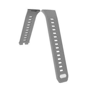 Luxe Siliconen Bandje voor FitBit Ionic – grijs-003
