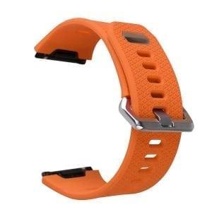 Luxe Siliconen Bandje voor FitBit Ionic – oranje-003