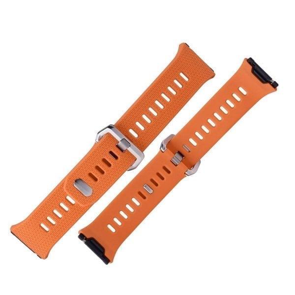 Luxe Siliconen Bandje voor FitBit Ionic – oranje-005