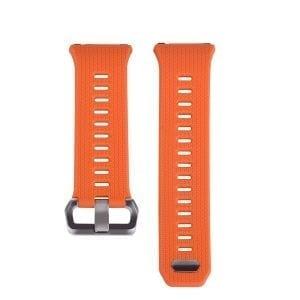 Luxe Siliconen Bandje voor FitBit Ionic – oranje-006