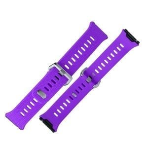 Luxe Siliconen Bandje voor FitBit Ionic – paars-006