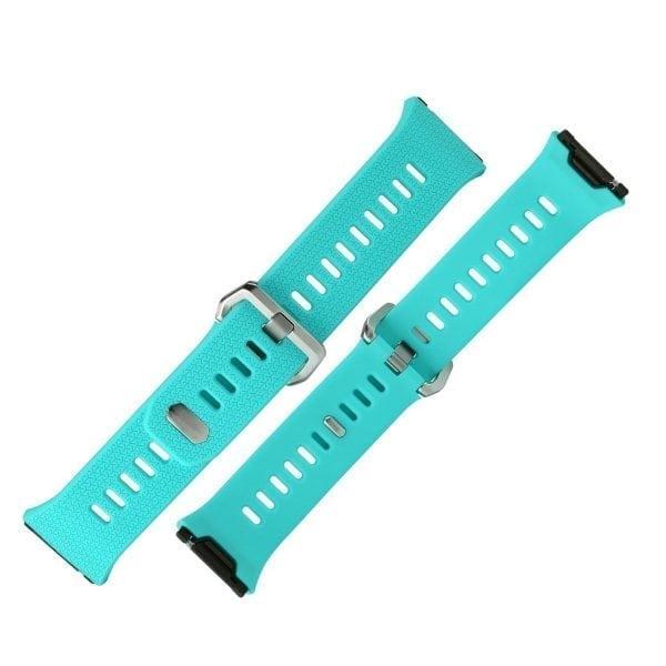 Luxe Siliconen Bandje voor FitBit Ionic – sky blauw-003