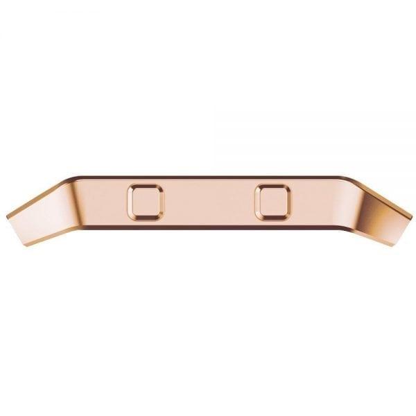 RVS vervangings frame cover protector voor Fitbit Blaze - rose goud-002