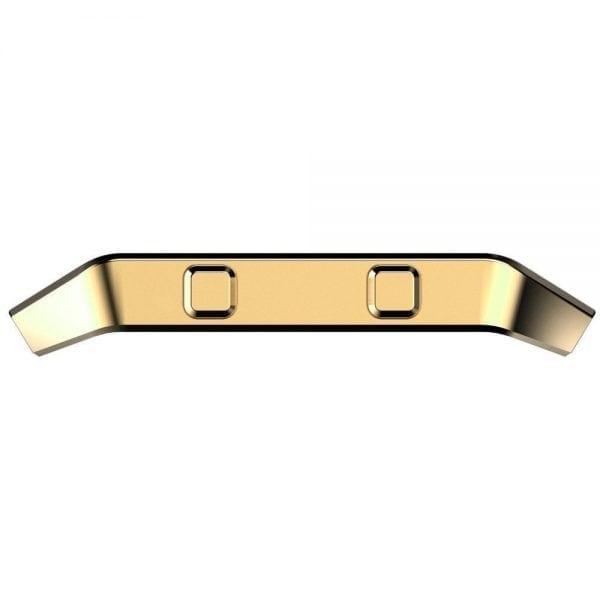 RVS vervangingsframe cover protector voor Fitbit Blaze - goud-003