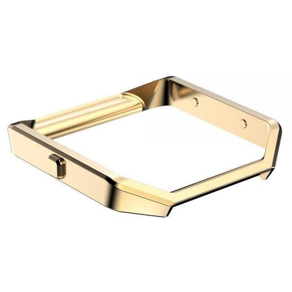 RVS vervangingsframe cover protector voor Fitbit Blaze - goud-006